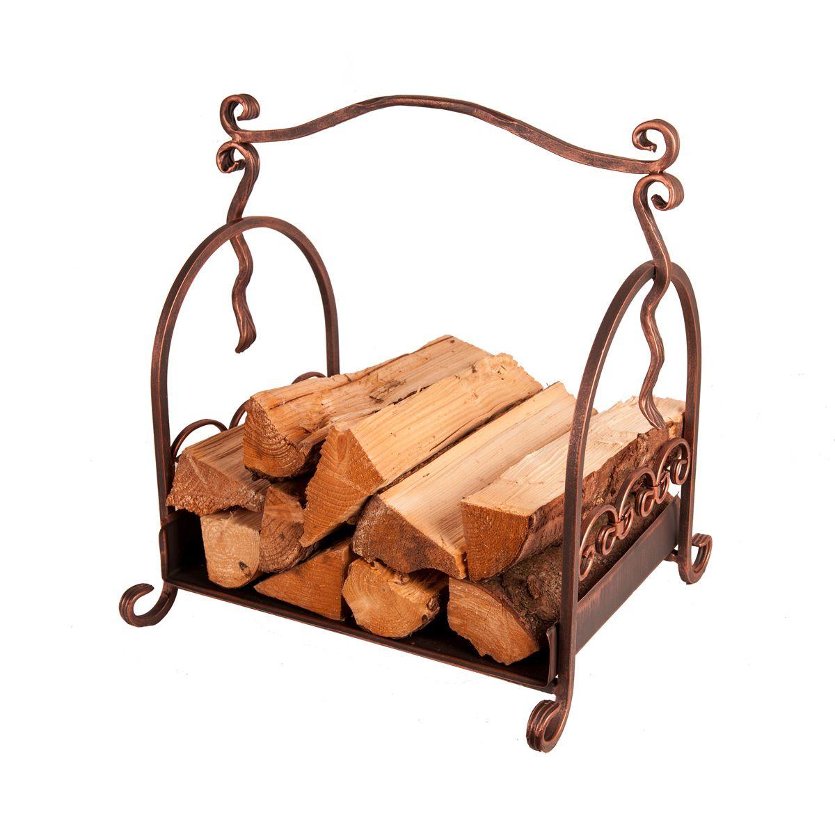 Koš na dřevo CERBER