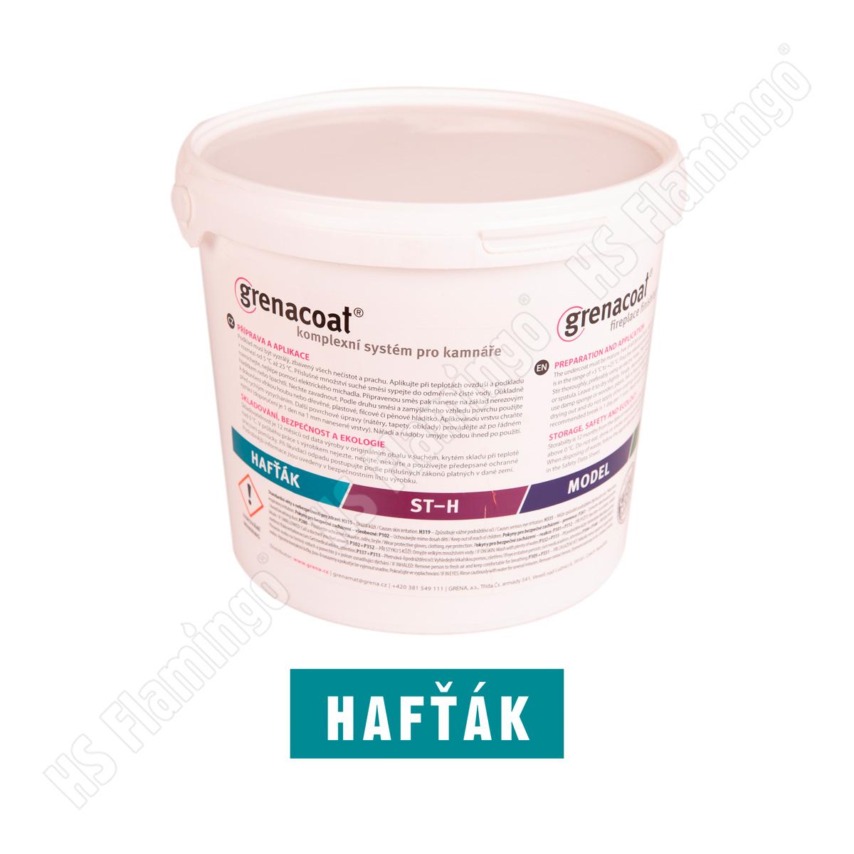 Kamnářská malta Grenacoat HAFŤÁK, 5 kg
