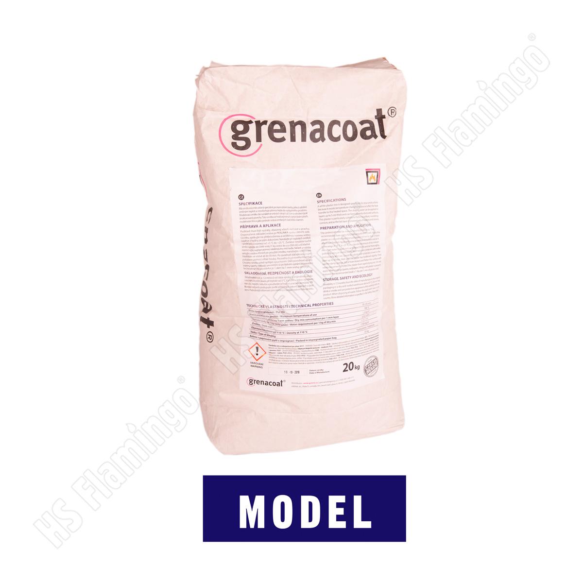 Modelovací omítka Grenacoat MODEL, 20 kg