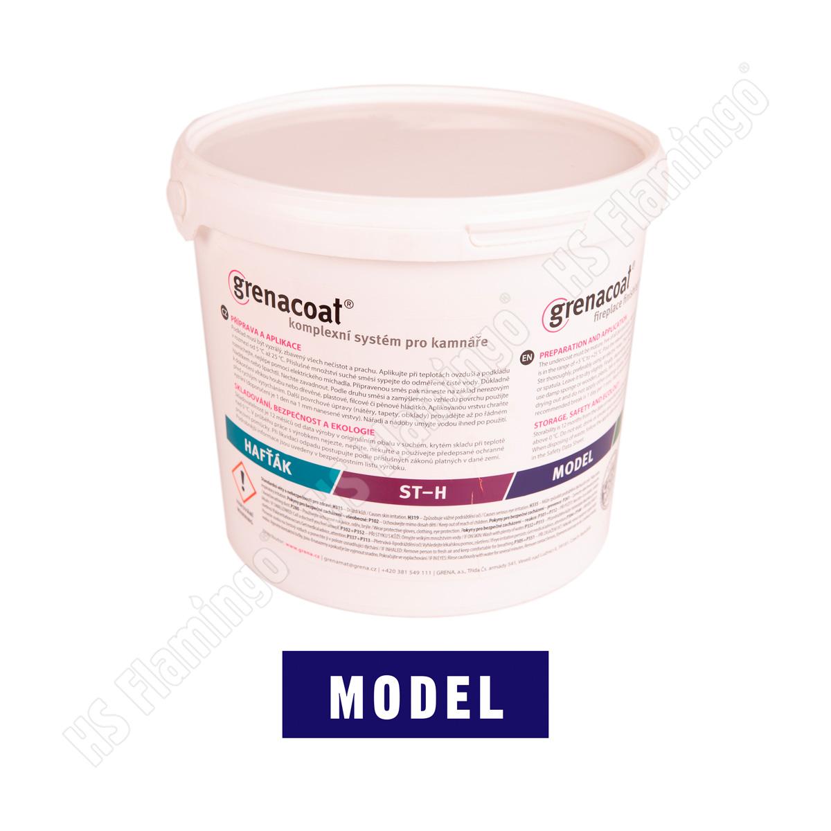 Modelovací omítka Grenacoat MODEL, 5 kg